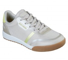 Skechers 'Zinger 2.0 - Pearlescent Path' Ladies Shoes (Natural)