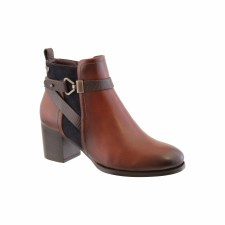 Susst ' Sofia' Ladies Ankle Boots (Brown)