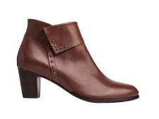 Regarde Le Ciel 'Sonia' Ladies Ankle Boots (Brown)