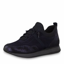 Tamaris '23603' Ladies Shoes (Navy)