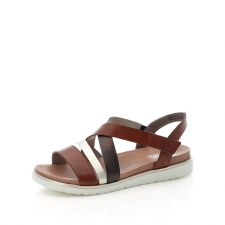 Rieker 'V5073' Ladies Sandals (Tan)