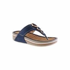 Propet 'WW1400' Ladies Sandals (Navy)