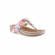 Propet 'WW1400' Ladies Sandals (White)