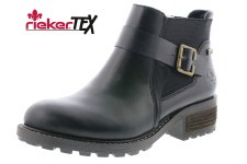 Rieker 'Y0460' Ladies Ankle Boots (Black)