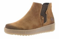 Rieker 'Y6461' Ladies Ankle Boots (Tan)