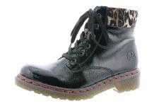 Rieker 'Y8212' Ladies Ankle Boots (Black)