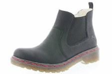 Rieker 'Y8264' Ladies Ankle Boots (Black)