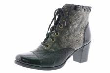 Rieker 'Y8938' Ladies Ankle Boots (Black)