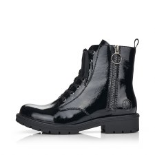 Rieker 'Y9111' Ladies Ankle Boots (Black)
