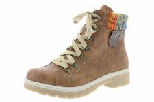 Rieker 'Y9430' Ladies Ankle Boots (Tan)