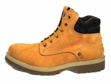 Wrangler 'Yuma' Mens Leather Boots (Honey)