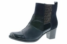 Rieker 'Z7686' Ladies Ankle Boots (Navy)