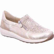 Ara '26394' Ladies Shoes (Gold)