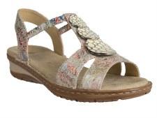 Ara '27242' Ladies Sandals (Multi)