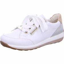 Ara '34587' Ladies Sneakers (White)