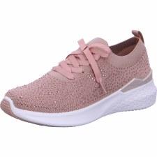 Ara '54510' Ladies Trainers (Rose Pink)