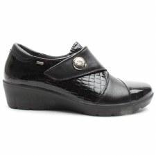 Atrai '4388' Ladies Shoes (Black)