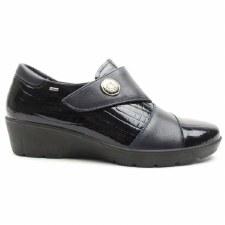 Atrai '4388' Ladies Shoes (Navy)