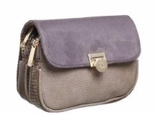 Bessie London 'BL3913' Ladies Handbag (Khaki)