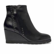 Regarde Le Ciel ' Beth' Ladies Ankle Boots (Black)