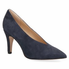 Caprice '22403' Ladies Heels (Navy)