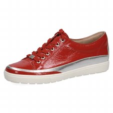 Caprice '23654' Ladies Shoes (Red)