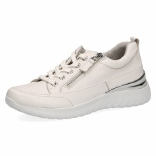 Caprice '23713' Ladies Wide Fitting Trainers (White)
