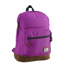 Caribee 'Retro' School Bag (Berry)