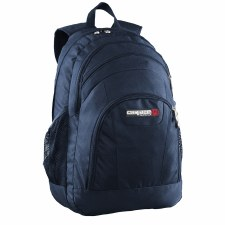Caribee 'Rhine' School Bag (Navy)