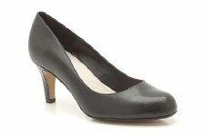 Clarks 'Arista Abe' Ladies Heels (Black)