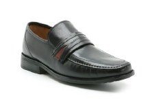Clarks 'Aston Mind' Mens Shoes (Black)