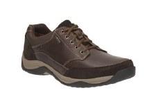 Clarks 'BaystoneGo GTX' Mens Boots (Mahogany)