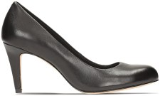 Clarks 'Carlita Cove' Ladies Heels (Black)