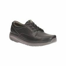 Clarks 'Charton Vibe' Mens Shoes (Black)