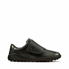 Clarks 'CircuitSwift Kids' Boys Trainers (Black)