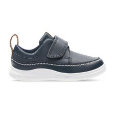 Clarks 'Cloud Ember' Boys Shoes (Navy)