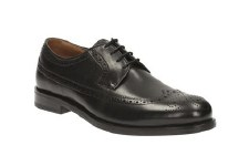 Clarks 'Coling Limit' Mens Shoes (Black)