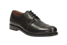Clarks 'Coling Limit' Mens Shoes (Black)