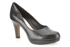 Clarks 'Crisp Kendra' Ladies Heels (Black)