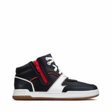Clarks 'Fawn Peak Kid' Boys Shoes (Navy)