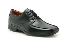 Clarks 'Falcon Air' Formal Shoes (Black)