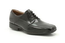 Clarks 'Francis Air' Mens Smart Shoes (Black)