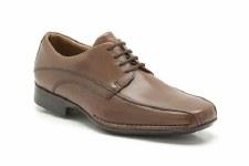 Clarks 'Francis Air' Mens Smart Shoes (Tan)