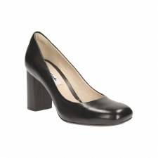 Clarks 'Gabriel Mist' Ladies Heels (Black)