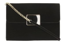 Clarks 'Jiving Beat' Ladies Clutch Bag (Black)