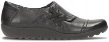 Clarks 'Medora Sandy' Ladies Shoes (Black)
