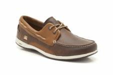 Clarks 'Orson Harbour' Mens Shoes (Brown)