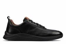 Clarks 'Puxton Lace' Mens Shoes (Black)