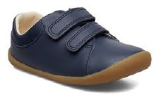 Clarks 'Roamer Craft' Boys Pre Walker Shoes (Navy)