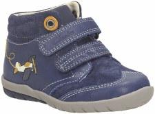 Clarks 'SoftlyAlex' Boys Boot (Navy)